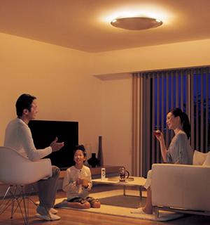 写真:LED照明器具
